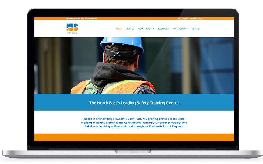 Web Design Newcastle WordPress Training North East Seo