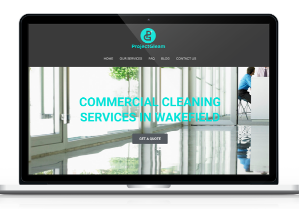 commercial cleaners website wakefield yorkshire harrogate newcastle