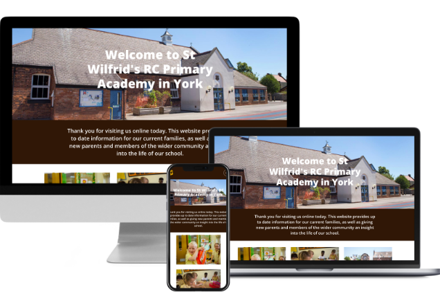 school website design-york yorkshire harrogate newcastle