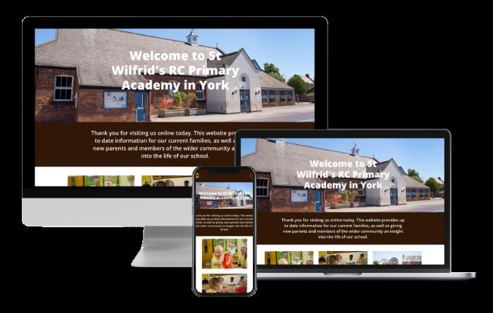 school website design-york yorkshire harrogate newcastle